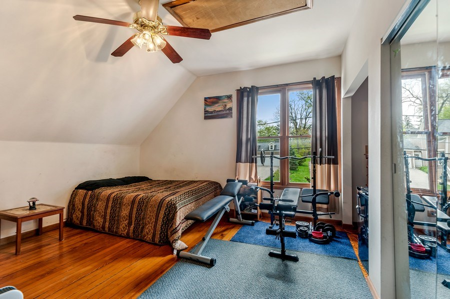 Real Estate Photography - 102 N Hubbard, Algonquin, IL, 60102 - Bedroom