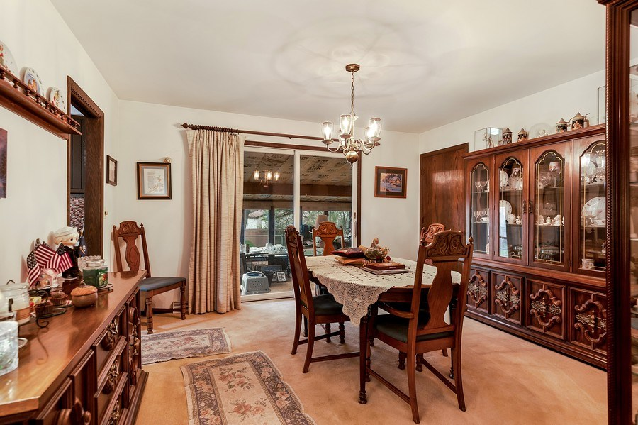 Real Estate Photography - 151 W Depot, Antioch, IL, 60002 - Dining Room