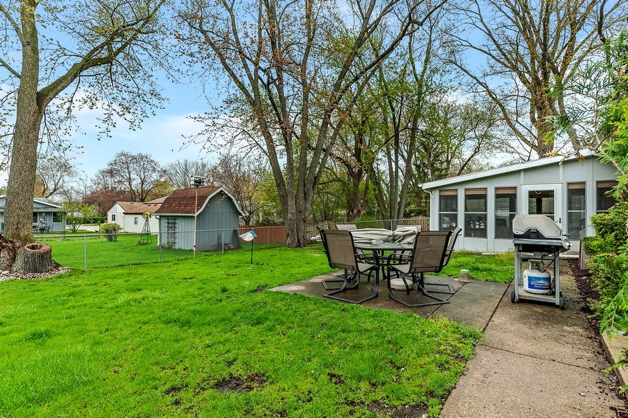 Real Estate Photography - 151 W Depot, Antioch, IL, 60002 - Back Yard