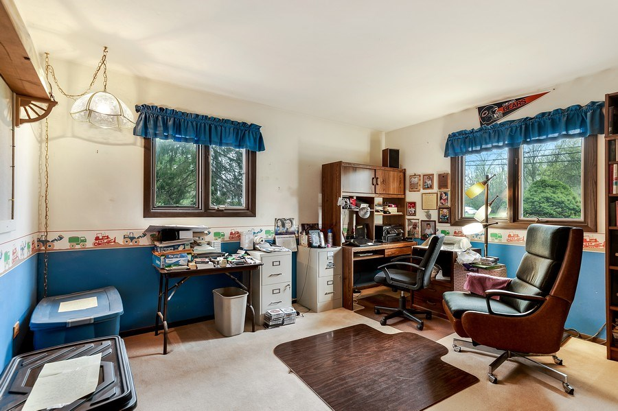 Real Estate Photography - 151 W Depot, Antioch, IL, 60002 - Office