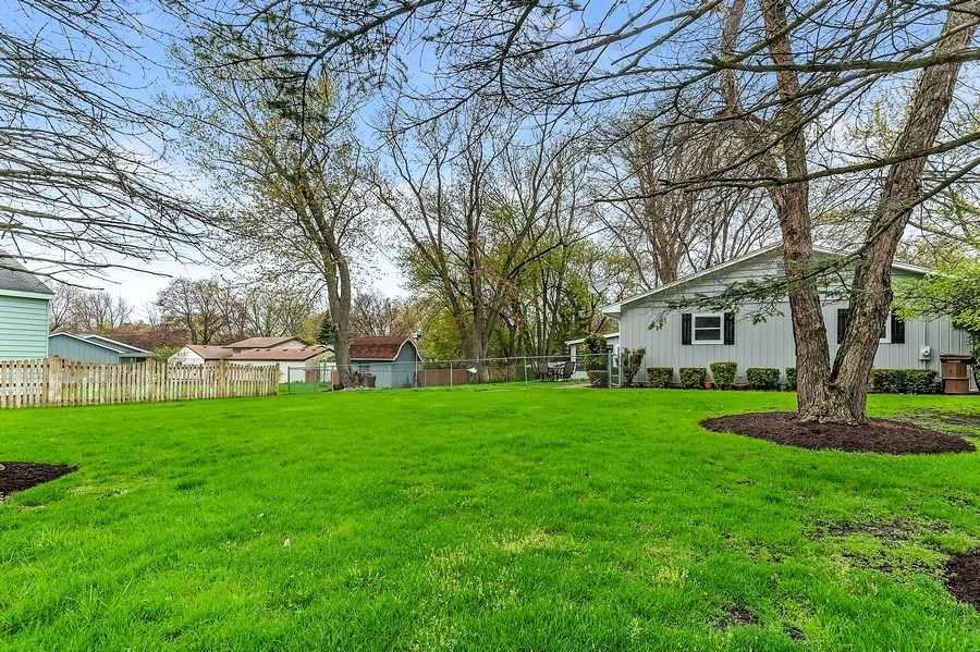Real Estate Photography - 151 W Depot, Antioch, IL, 60002 - Side View