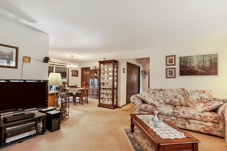 Real Estate Photography - 151 W Depot, Antioch, IL, 60002 - Living Room / Dining Room