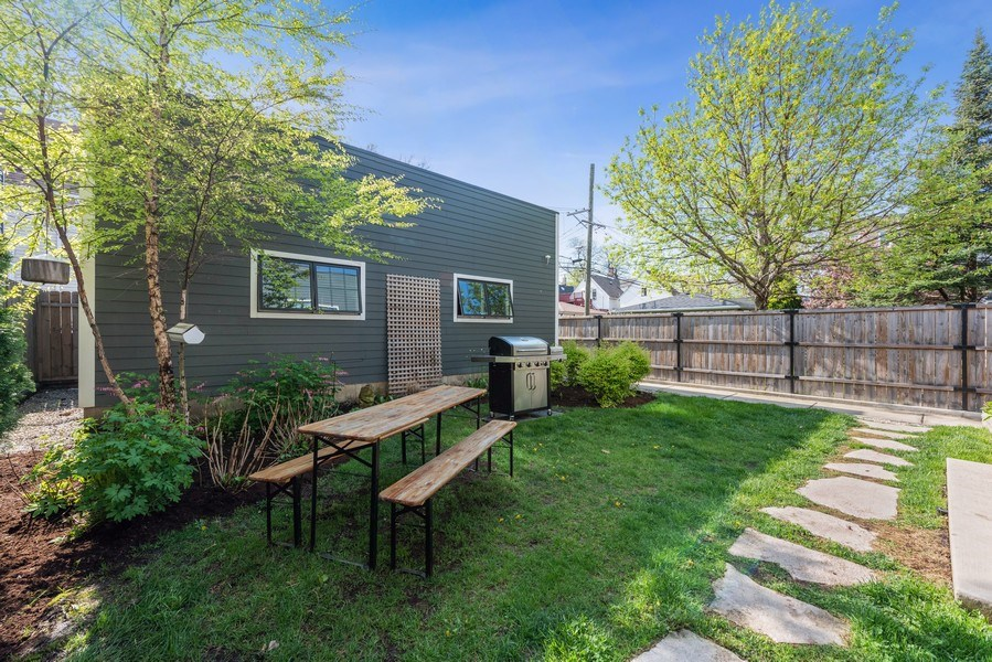 Real Estate Photography - 1842 N Albany, Chicago, IL, 60647 - Garage
