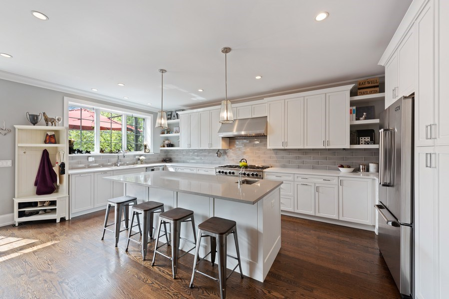 Real Estate Photography - 1842 N Albany, Chicago, IL, 60647 - Kitchen