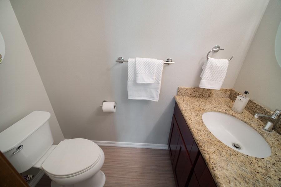 Real Estate Photography - 18552 Edgewood Court, Lake Oswego, OR, 97035 - Master Bathroom