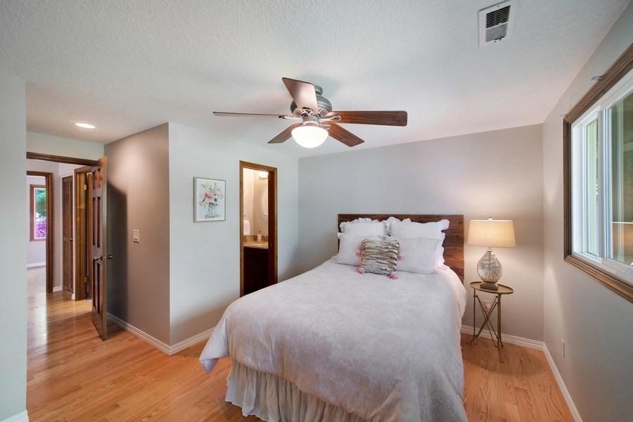 Real Estate Photography - 18552 Edgewood Court, Lake Oswego, OR, 97035 - Master Bedroom