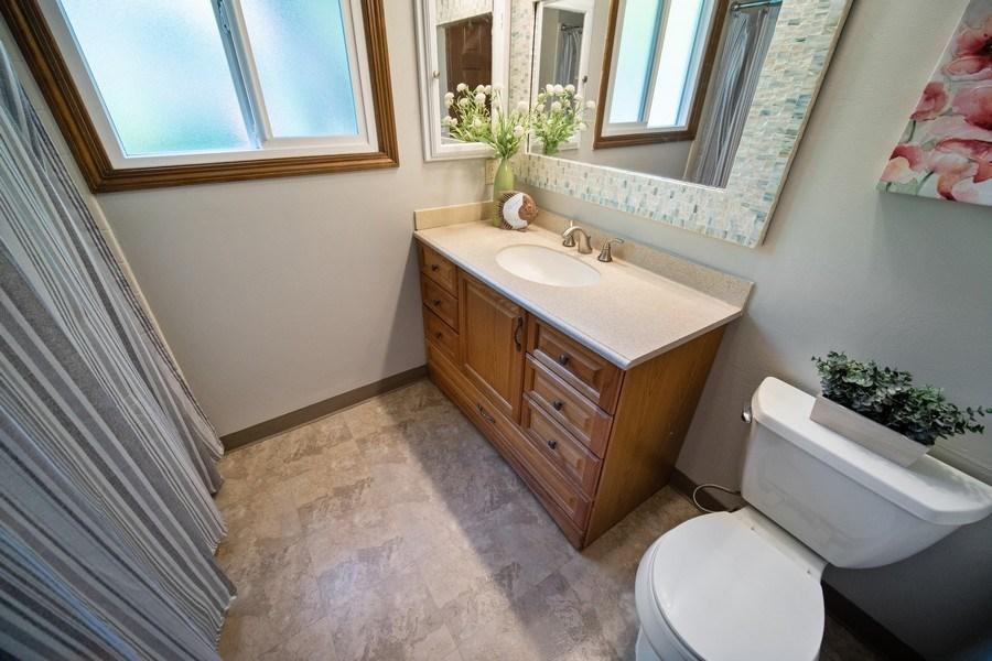 Real Estate Photography - 18552 Edgewood Court, Lake Oswego, OR, 97035 - Bathroom