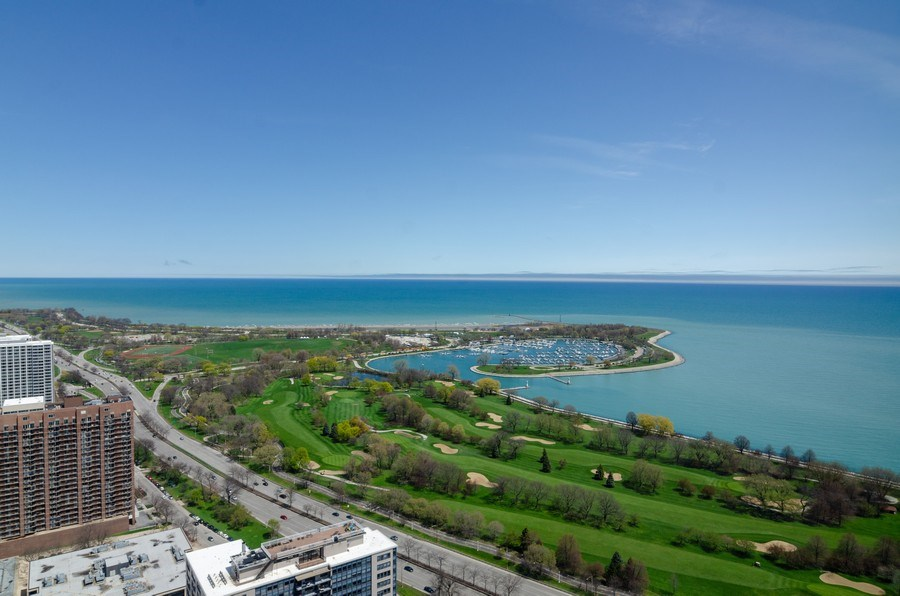 Real Estate Photography - 655 Irving Park, Unit 5104, Chicago, IL, 60613 - Lake View