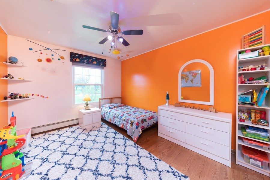 Real Estate Photography - 0S143 Rowe Rd, Elbur, IL, 60119 - 3rd Bedroom