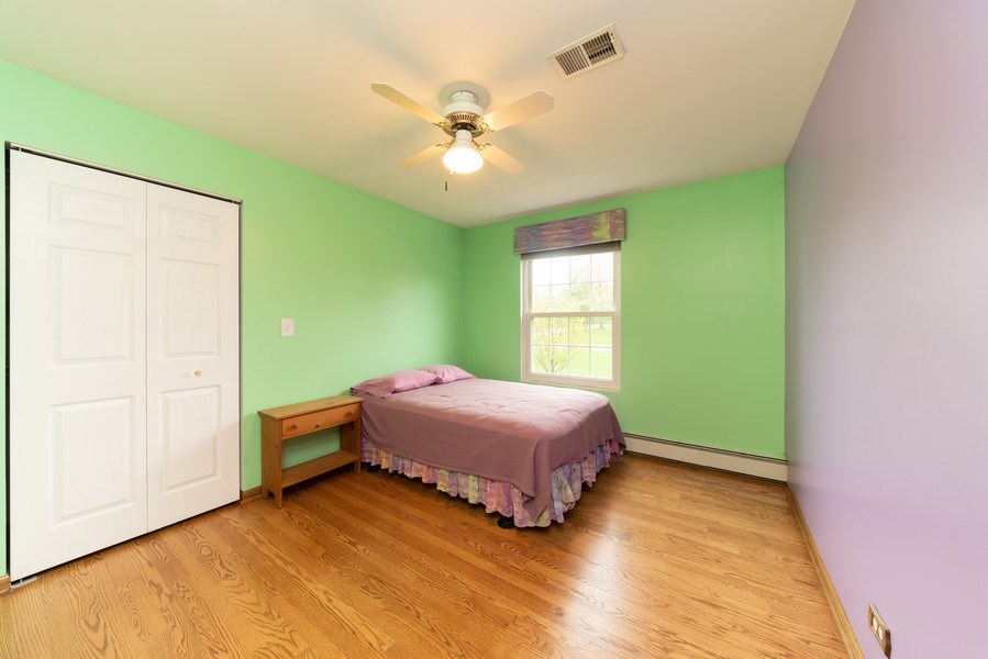 Real Estate Photography - 0S143 Rowe Rd, Elbur, IL, 60119 - 4th Bedroom