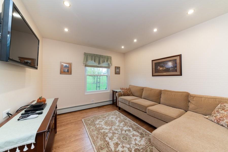 Real Estate Photography - 0S143 Rowe Rd, Elbur, IL, 60119 - Den