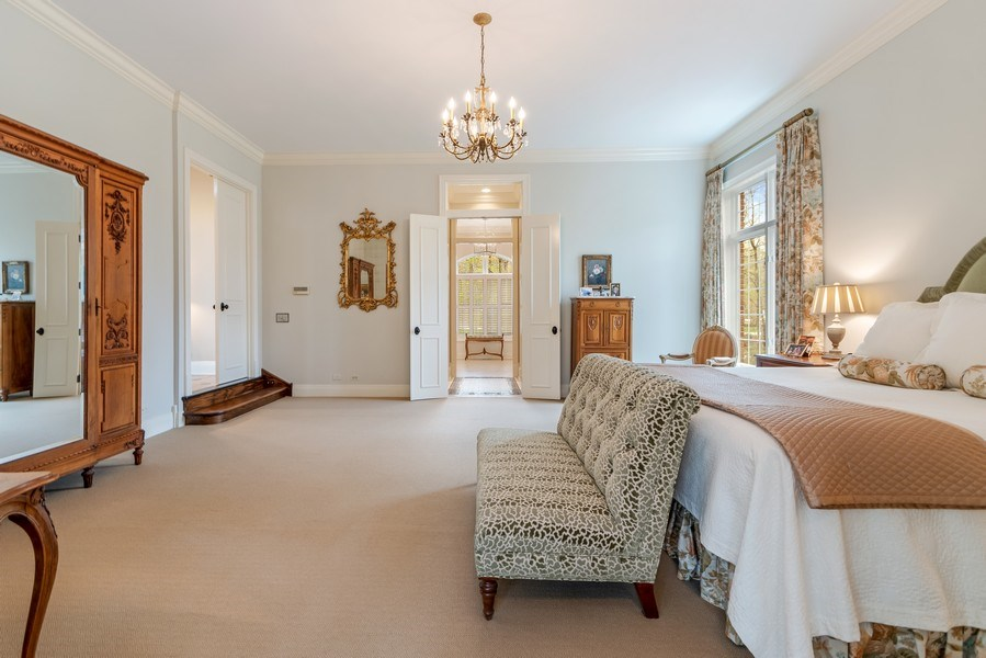 Real Estate Photography - 1027 S Butternut Cir, Frankfort, IL, 60423 - Master Bedroom