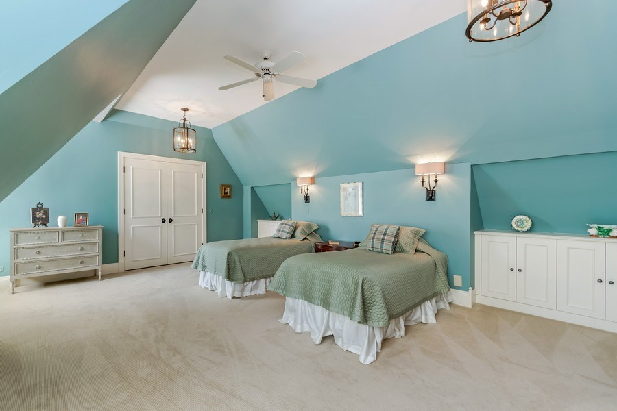 Real Estate Photography - 1027 S Butternut Cir, Frankfort, IL, 60423 - Bedroom Suite 2