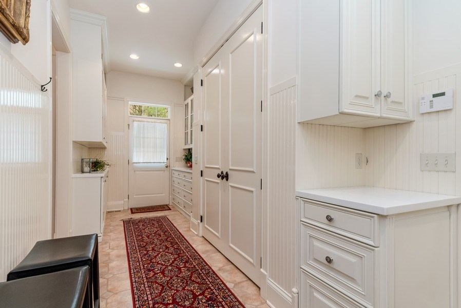 Real Estate Photography - 1027 S Butternut Cir, Frankfort, IL, 60423 - Mudroom