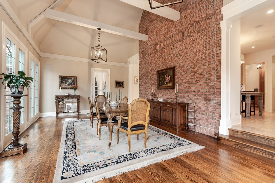 Real Estate Photography - 1027 S Butternut Cir, Frankfort, IL, 60423 - Dining Room