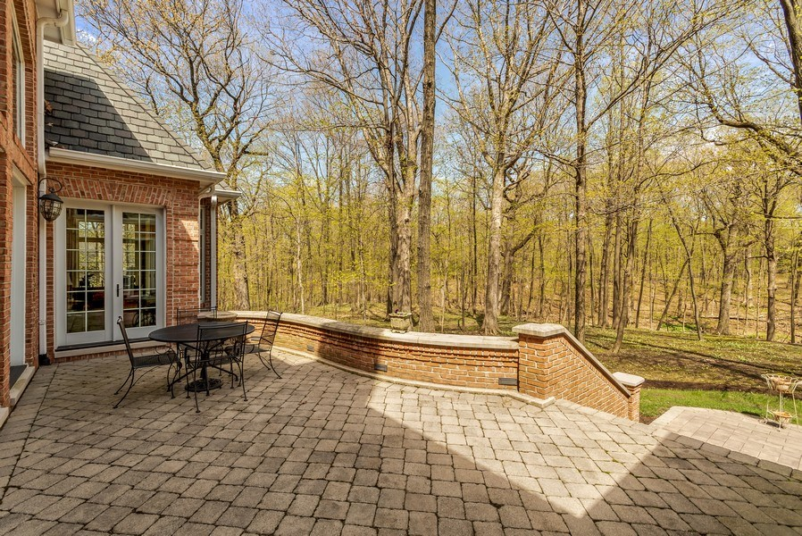 Real Estate Photography - 1027 S Butternut Cir, Frankfort, IL, 60423 - Patio