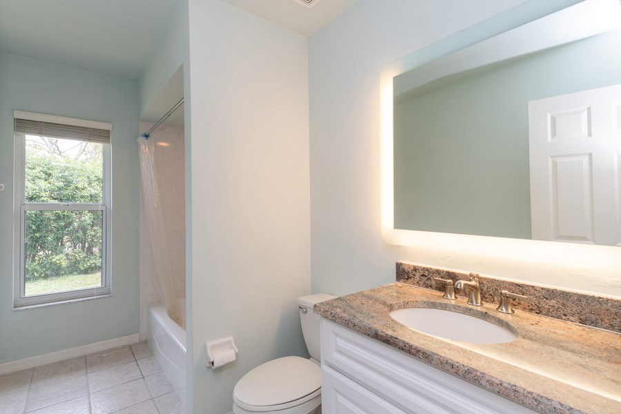 Real Estate Photography - 1476 Honeysuckle Avenue, Marco Island, FL, 34145 - Bathroom