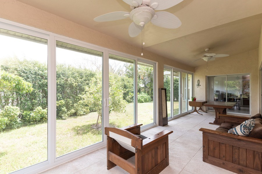 Real Estate Photography - 1476 Honeysuckle Avenue, Marco Island, FL, 34145 - Patio