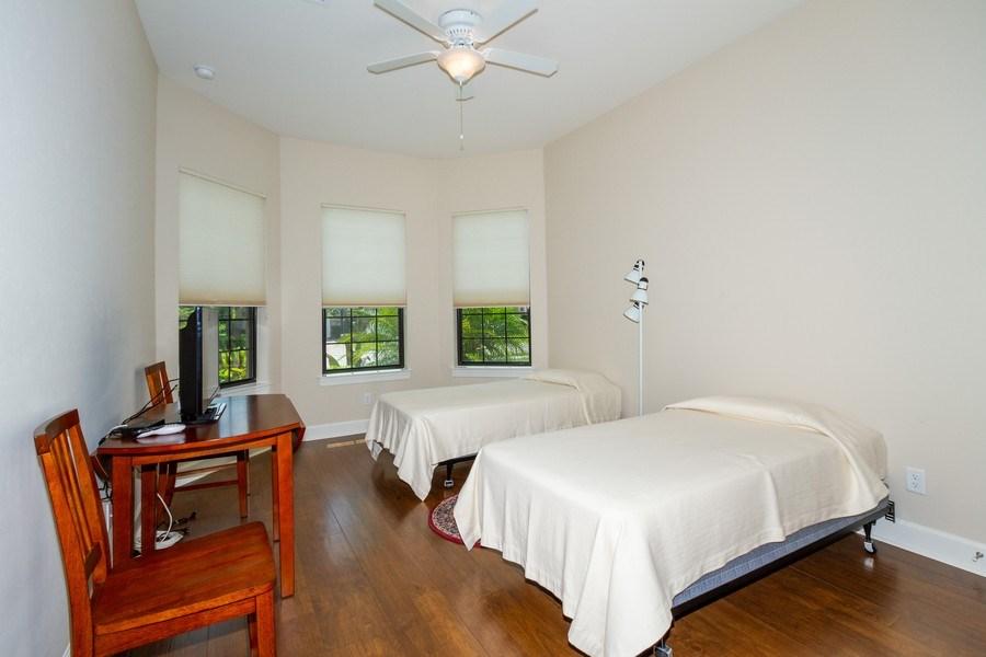 Real Estate Photography - 8851 Vacarro Ct, Naples, FL, 34119 - Bedroom