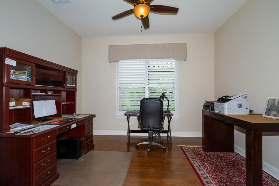 Real Estate Photography - 8851 Vacarro Ct, Naples, FL, 34119 - Den
