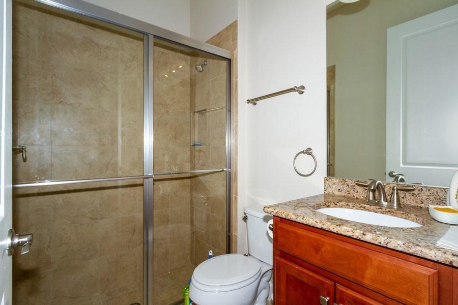 Real Estate Photography - 8851 Vacarro Ct, Naples, FL, 34119 - Bathroom