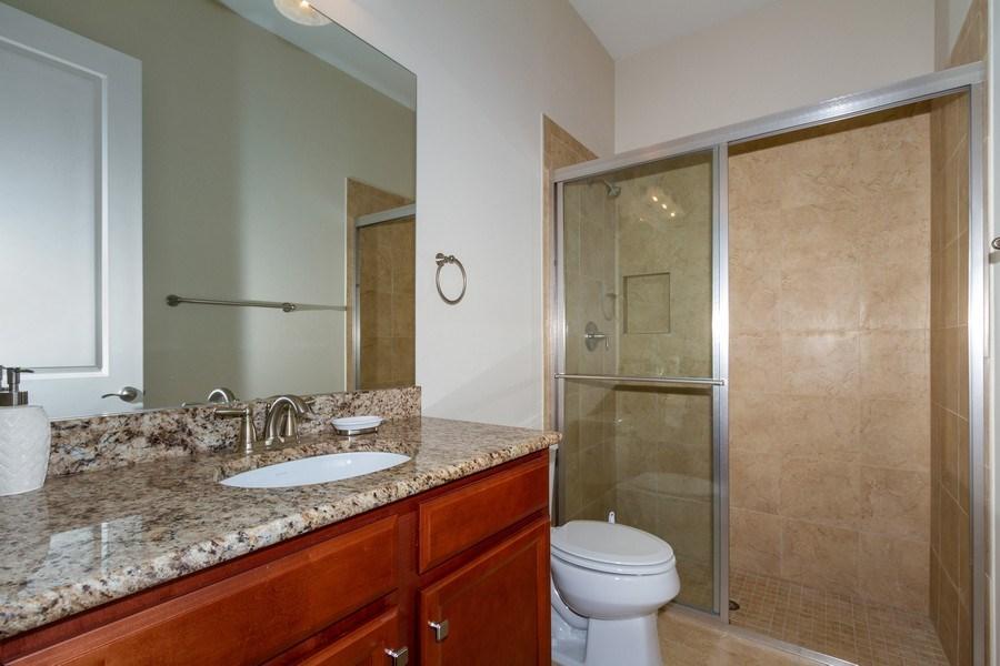 Real Estate Photography - 8851 Vacarro Ct, Naples, FL, 34119 - 2nd Bathroom