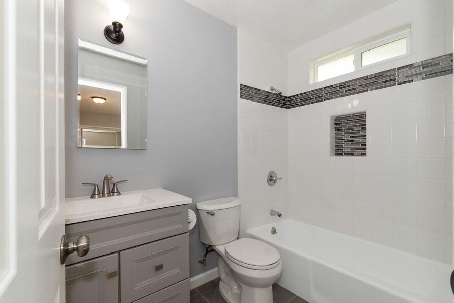 Real Estate Photography - 110 3rd St, Colton, CA, 92324 - Master Bathroom