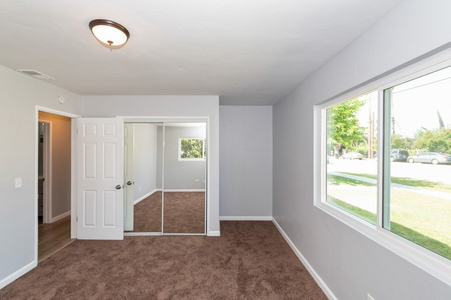 Real Estate Photography - 110 3rd St, Colton, CA, 92324 - 2nd Bedroom