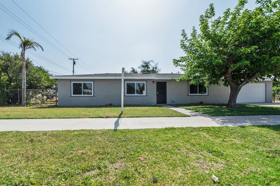 Real Estate Photography - 110 3rd St, Colton, CA, 92324 - Front View