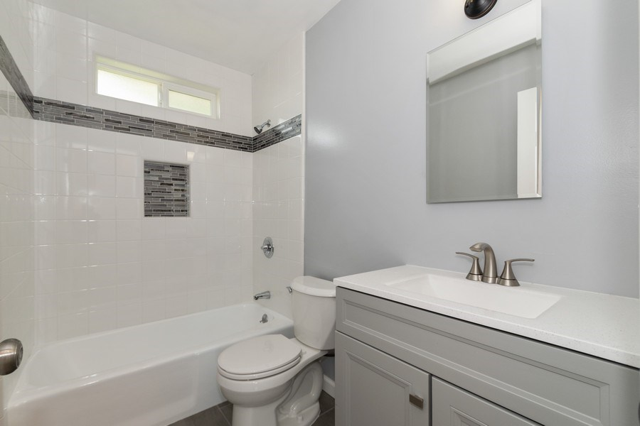 Real Estate Photography - 110 3rd St, Colton, CA, 92324 - Bathroom