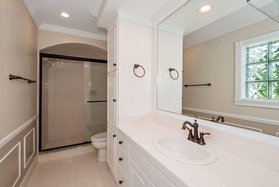 Real Estate Photography - 421 Park North Ct, Winter Park, FL, 32789 - Bath 1