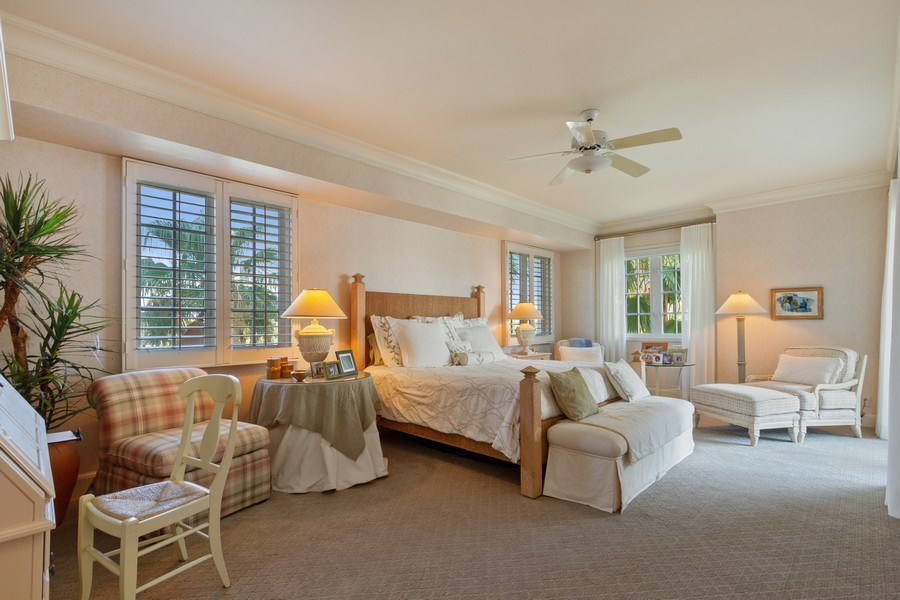 Real Estate Photography - 7751 Fisher Island Dr, 7751, Miami Beach, FL, 33109 - Master Bedroom