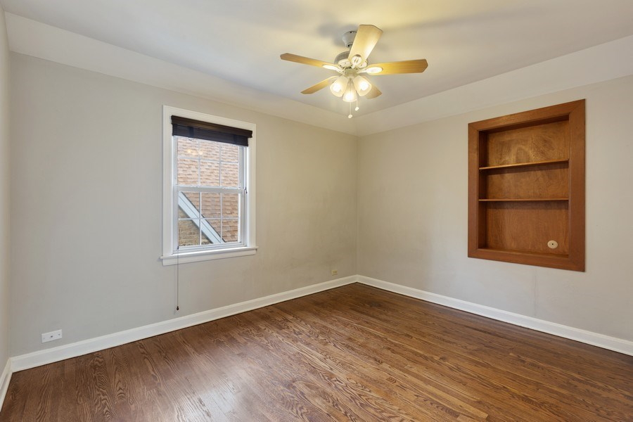 Real Estate Photography - 1821 N. 75th Ct, Elmwood Park, IL, 60707 - 2nd Bedroom