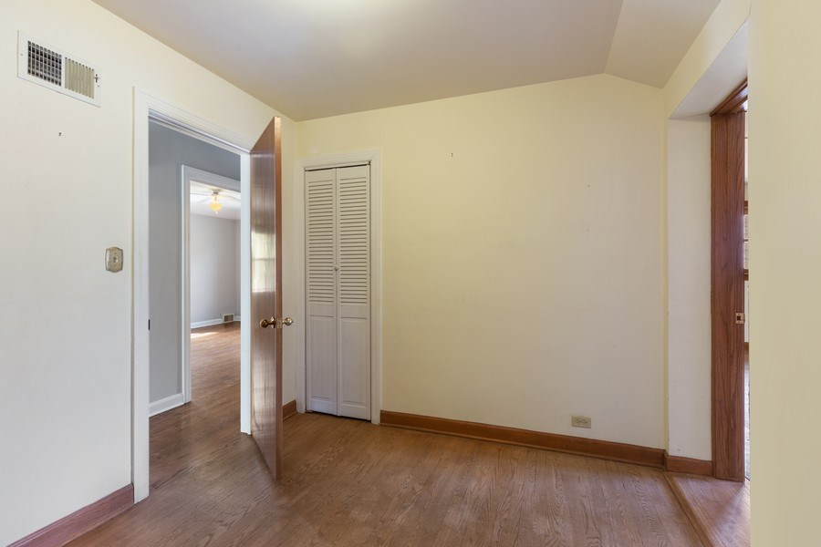 Real Estate Photography - 1821 N. 75th Ct, Elmwood Park, IL, 60707 - Bonus Room