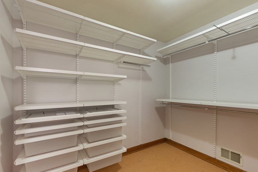 Real Estate Photography - 1821 N. 75th Ct, Elmwood Park, IL, 60707 - Closet