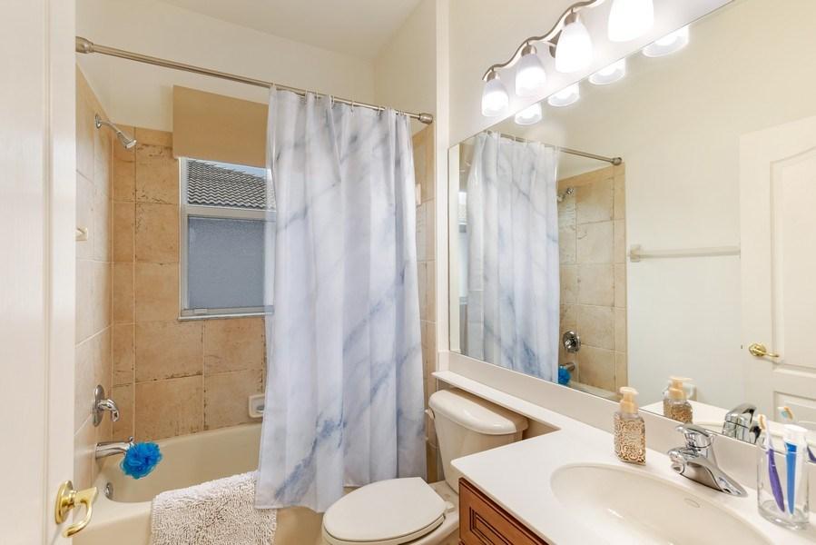 Real Estate Photography - 14638 Indigo Lakes CIR, Naples, FL, 34119 - 3rd Bathroom