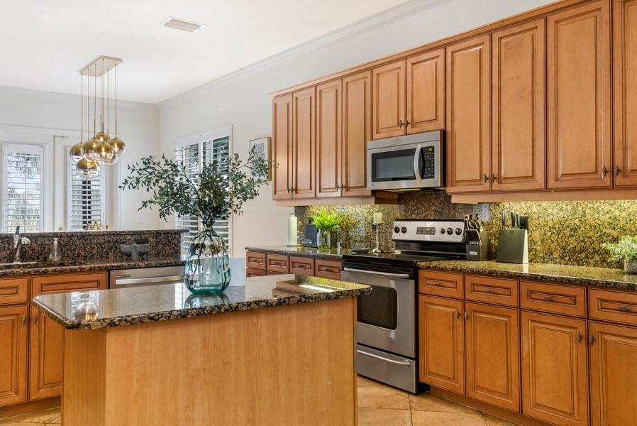 Real Estate Photography - 14638 Indigo Lakes CIR, Naples, FL, 34119 - Kitchen