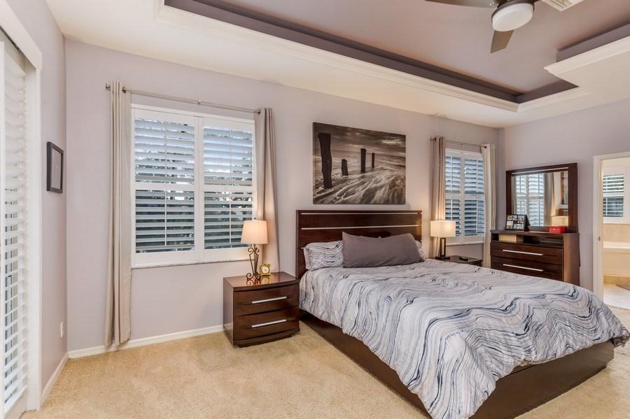 Real Estate Photography - 14638 Indigo Lakes CIR, Naples, FL, 34119 - Master Bedroom