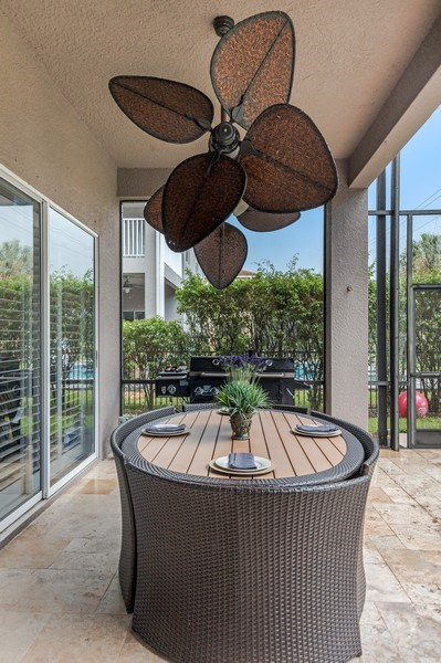Real Estate Photography - 14638 Indigo Lakes CIR, Naples, FL, 34119 - Dining Area 2