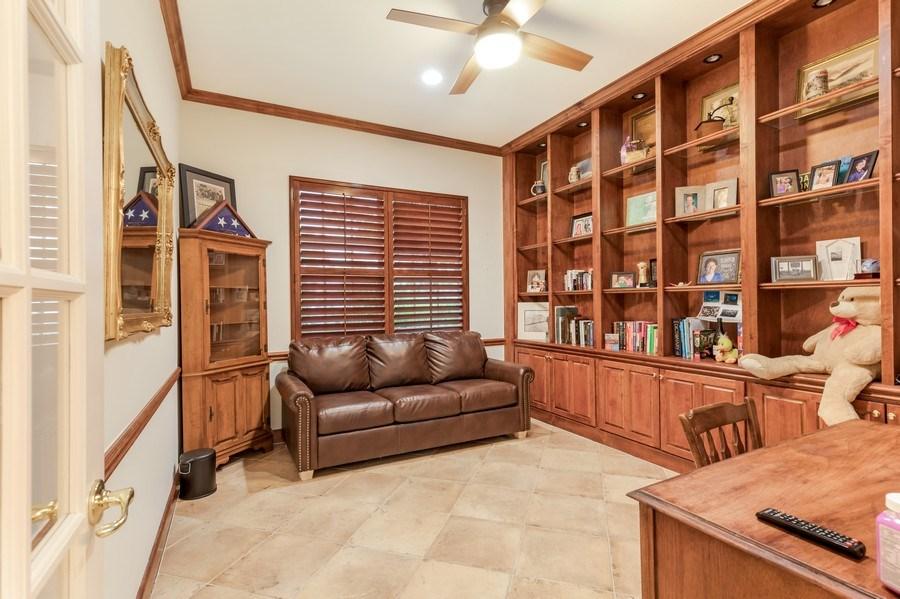 Real Estate Photography - 14638 Indigo Lakes CIR, Naples, FL, 34119 - Office