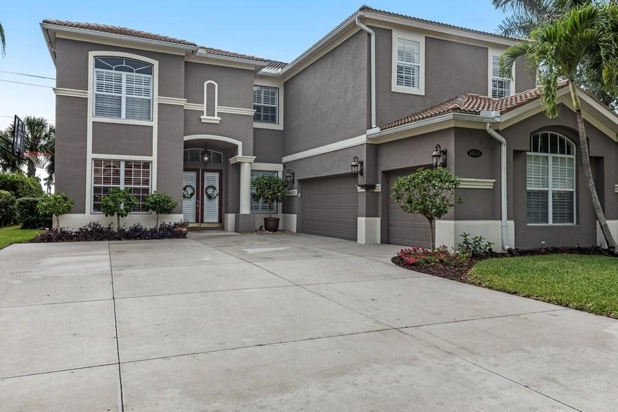 Real Estate Photography - 14638 Indigo Lakes CIR, Naples, FL, 34119 - Front View