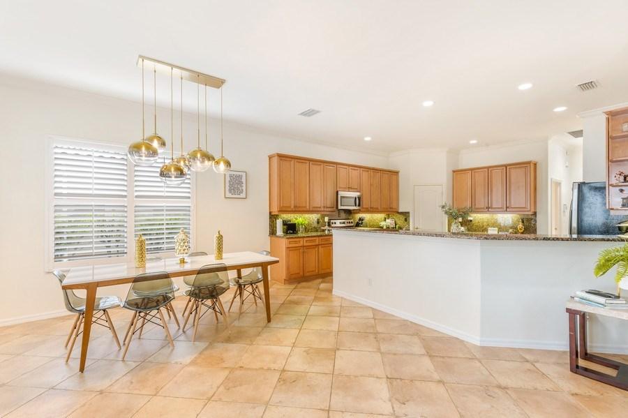 Real Estate Photography - 14638 Indigo Lakes CIR, Naples, FL, 34119 - Kitchen/Dining