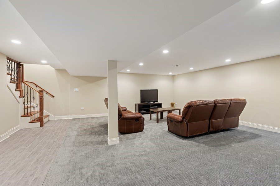 Real Estate Photography - 7805 W Monroe St, Niles, IL, 60714 - Basement