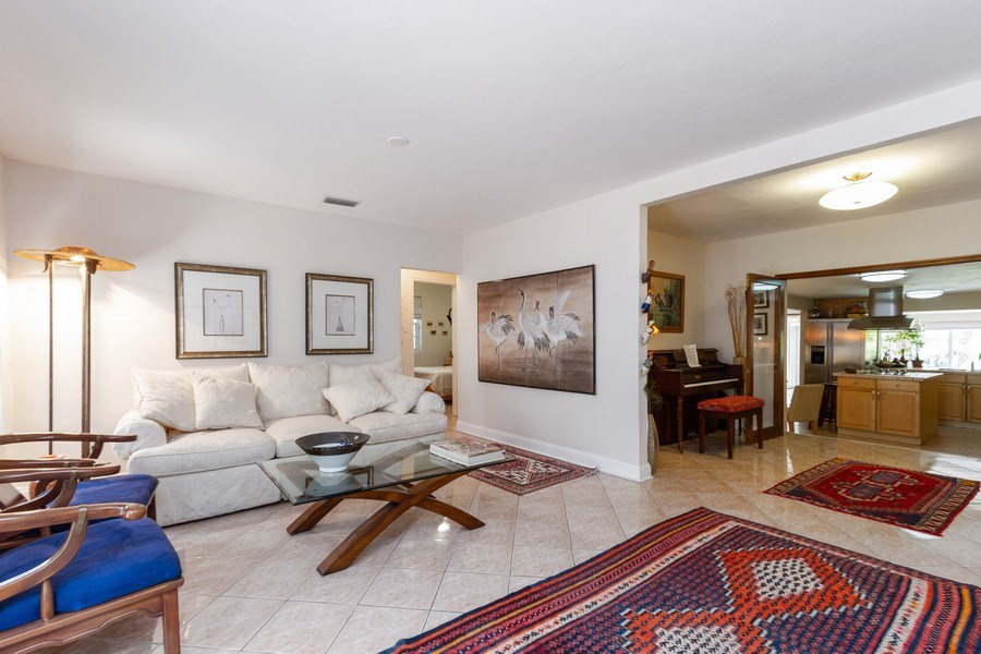 Real Estate Photography - 2130 NW 13 St, Miami, FL, 33125 - Living Room