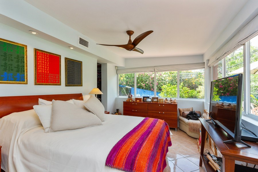 Real Estate Photography - 2130 NW 13 St, Miami, FL, 33125 - Master Bedroom