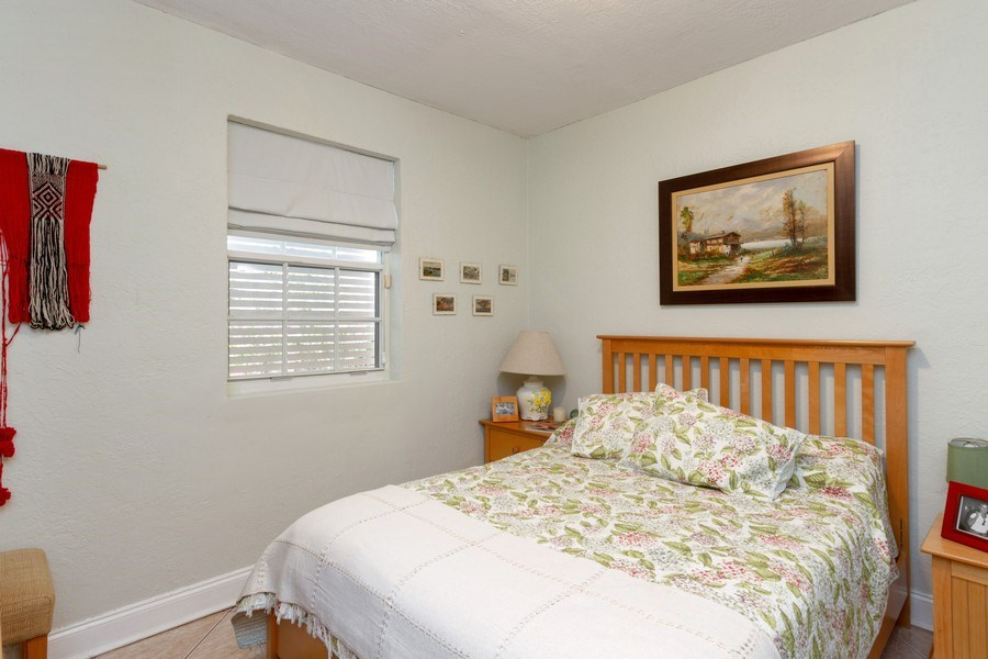 Real Estate Photography - 2130 NW 13 St, Miami, FL, 33125 - 3rd Bedroom