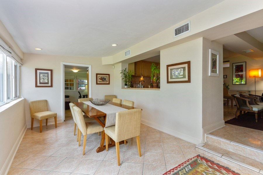 Real Estate Photography - 2130 NW 13 St, Miami, FL, 33125 - Dining Room
