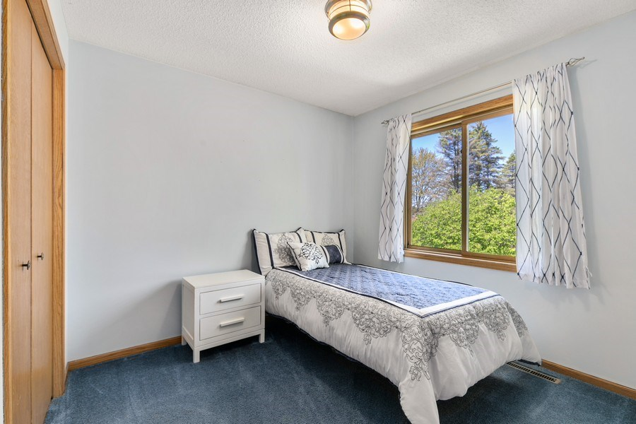 Real Estate Photography - 507 Benton St W., Cologne, MN, 55322 - Bedroom 3