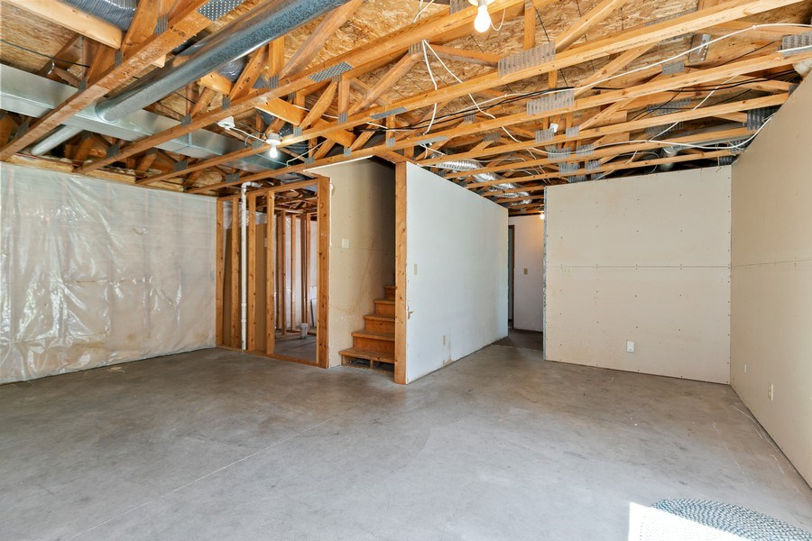 Real Estate Photography - 507 Benton St W., Cologne, MN, 55322 - Basement 2