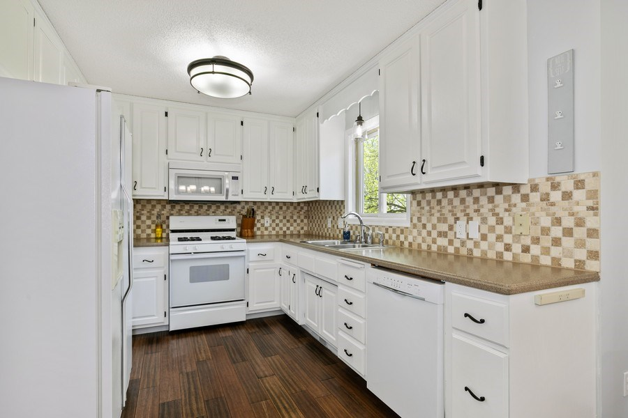Real Estate Photography - 507 Benton St W., Cologne, MN, 55322 - Kitchen 1